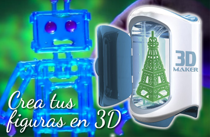 Máquina 3D Magic