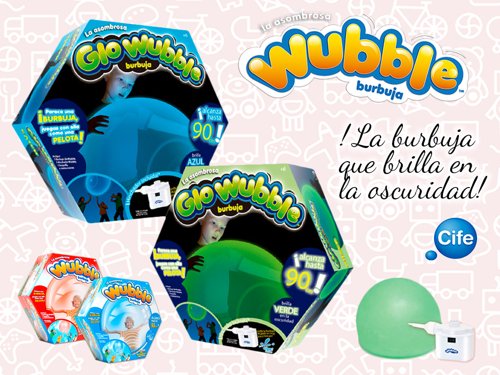 Burbuja Wubble Bubble