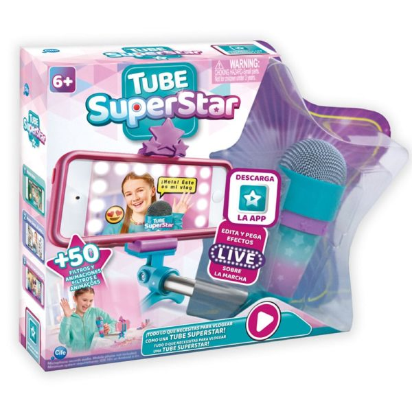 Tube Superstar Cife