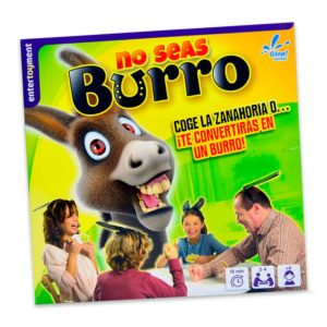 No seas burro Cife