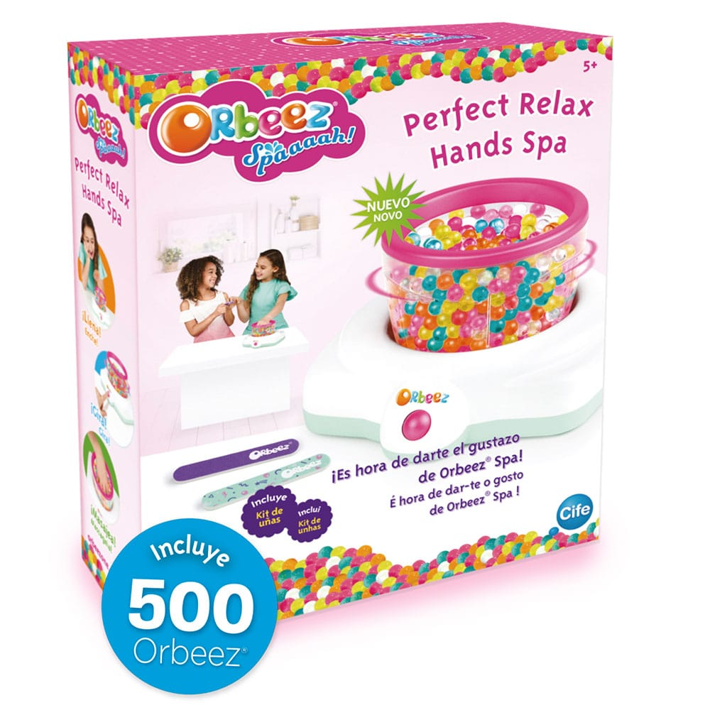 Orbeez Hands Spa Relax Perfect Cife Nv80nmw